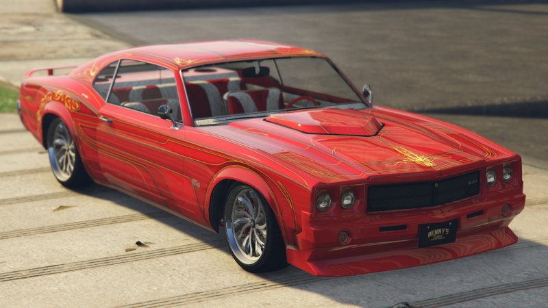 Declasse Sabre Turbo Custom