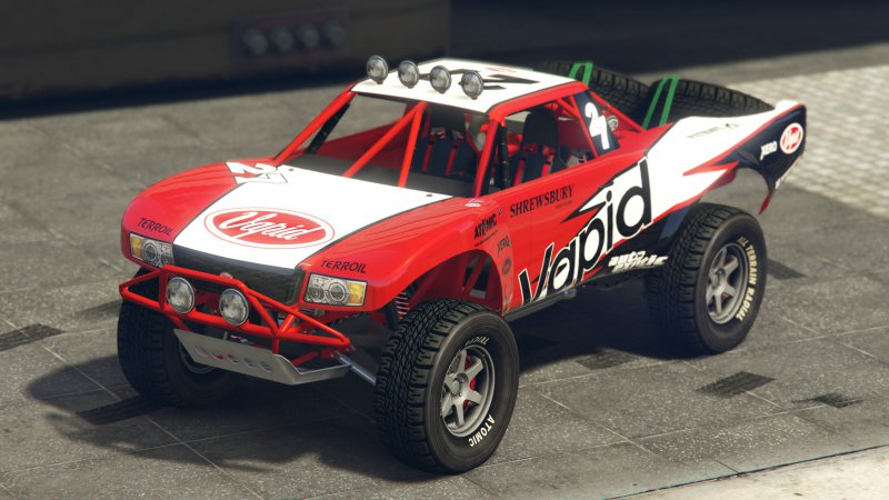 Vapid Trophy Truck